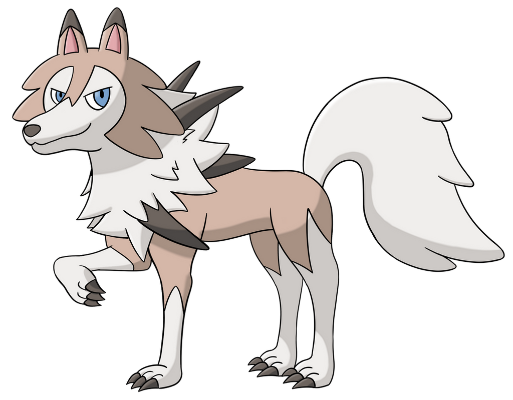Lycanroc (Midday Form) by AlphaGuilty on DeviantArt
