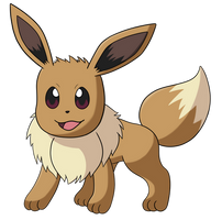 Eevee by AlphaGuilty