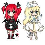 Demon Angel Child Adopts ( CLOSED )