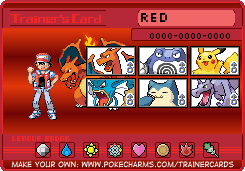 Pokemon Manga- Red TC by Tigereagle