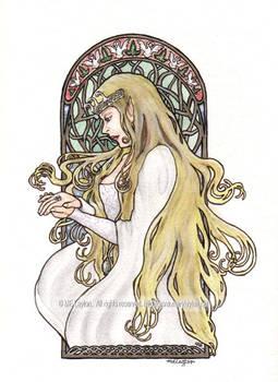 Galadriel - The Diminishing