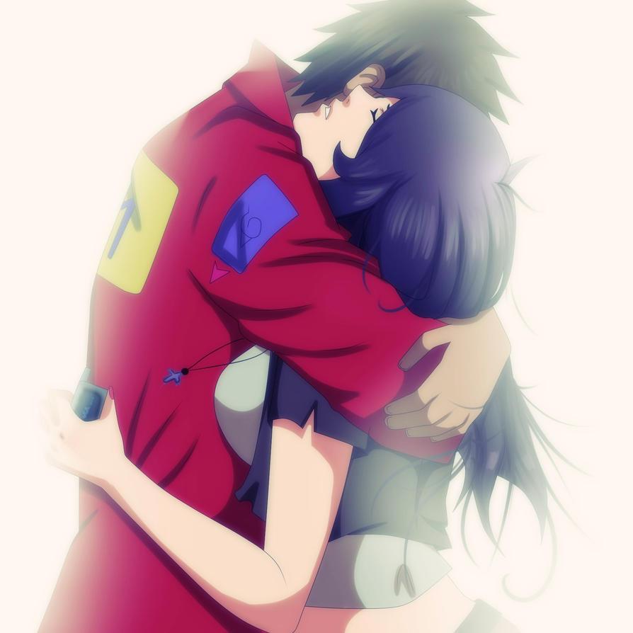 Kiba and Mitsu extreme by lazycreator
