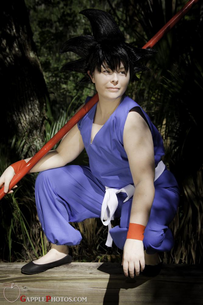 Son Goku by Korinchan