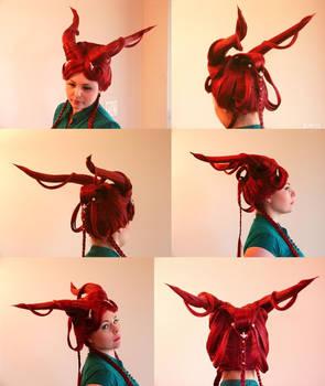 Dragon Lady by Korinchan