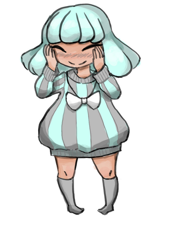 Sweet Mint by Irrelevant-things
