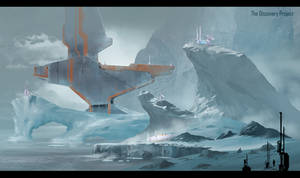 The Discovery Project/ Frozen Planet by SDFleshmaster
