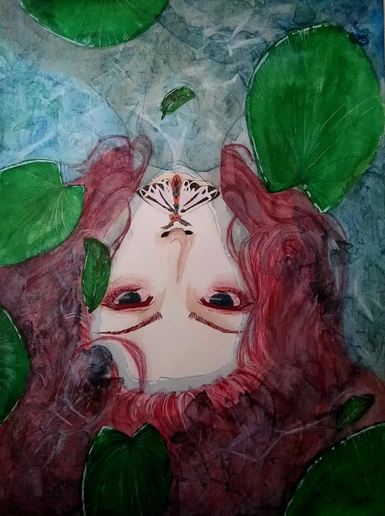 Drown your sorrows by Gyuufun