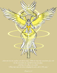 The Seraphim by itstands4TwoLetters
