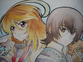 Tales of Xillia by giulystar-chan