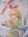 The Legend Of Zelda - Skyward sword - Link