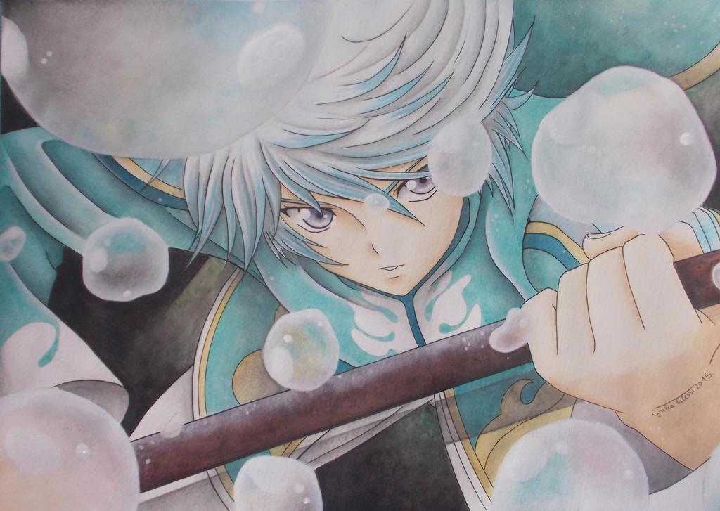 Mikleo - Tales of Zestiria by giulystar-chan