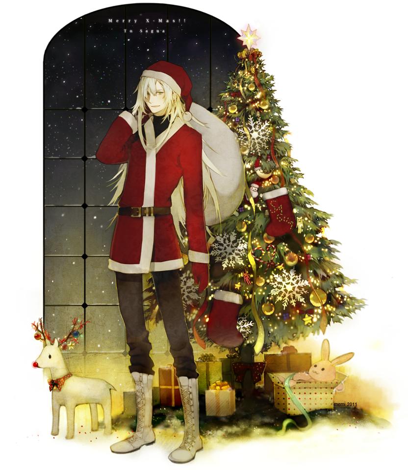 Merry X-mas Secret Santa by Memipong
