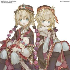 Shephard brothers