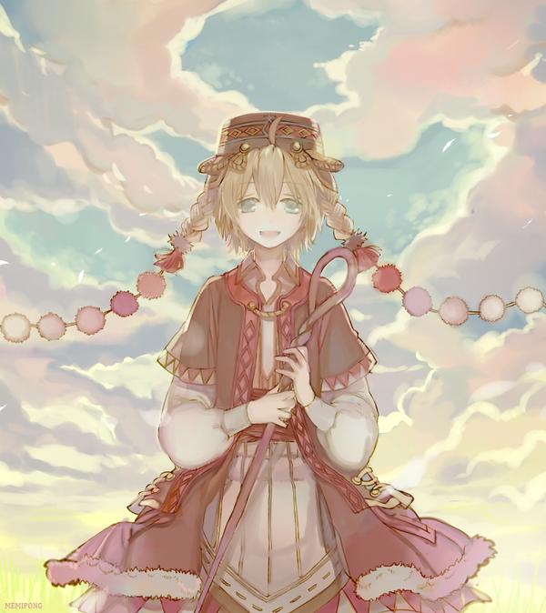 Sky by Memipong