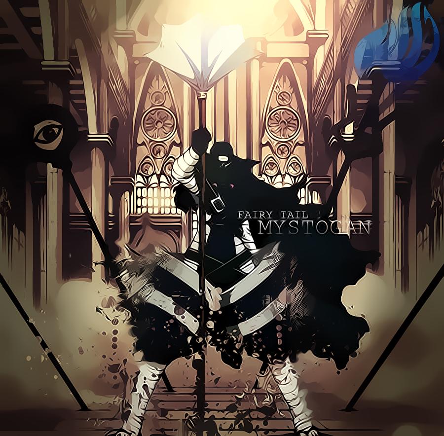 Mystogan Fairy Tail Anime By Johnsilver09 On Deviantart