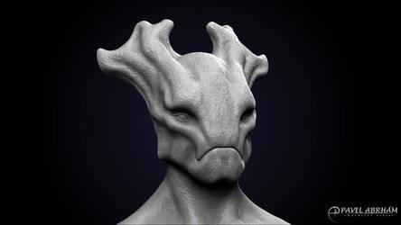 Scifi monster