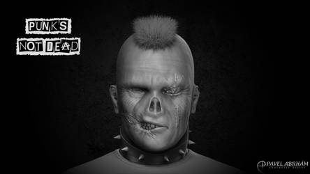 Punks is NOT dead
