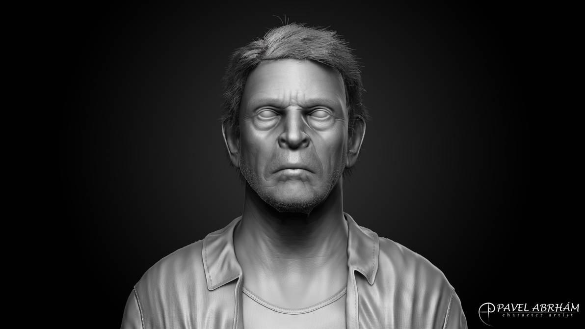 Tough guy by Pavel-Abrham