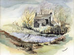 The Little Cottage by the Pond by AnnaKirsten
