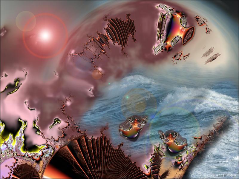 Other World Fantasy 1 by AnnaKirsten