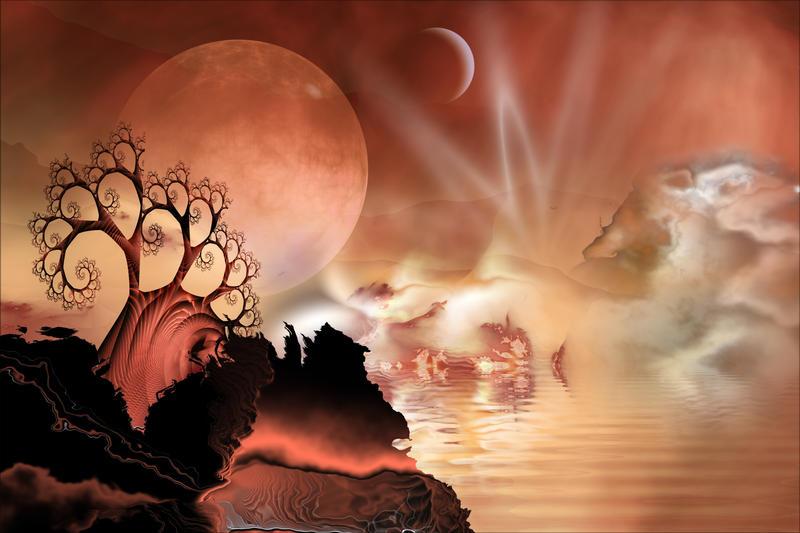 Oriental Illusions by AnnaKirsten