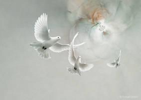 Hope, Love, Peace by AnnaKirsten