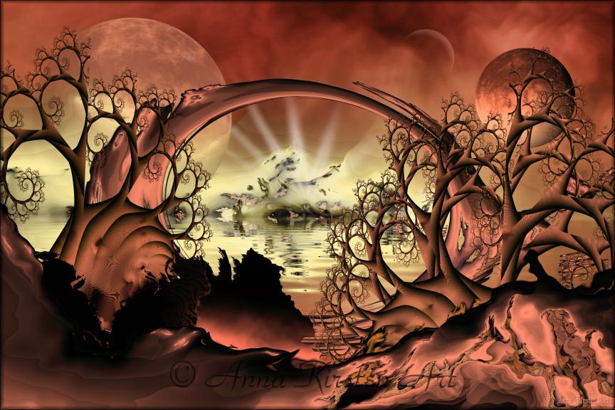 Desire for enlightenment by AnnaKirsten