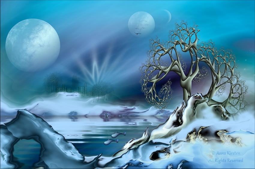 Praise By Moonlight by AnnaKirsten