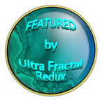 Gem Badge for UFR Featured Images. by AnnaKirsten