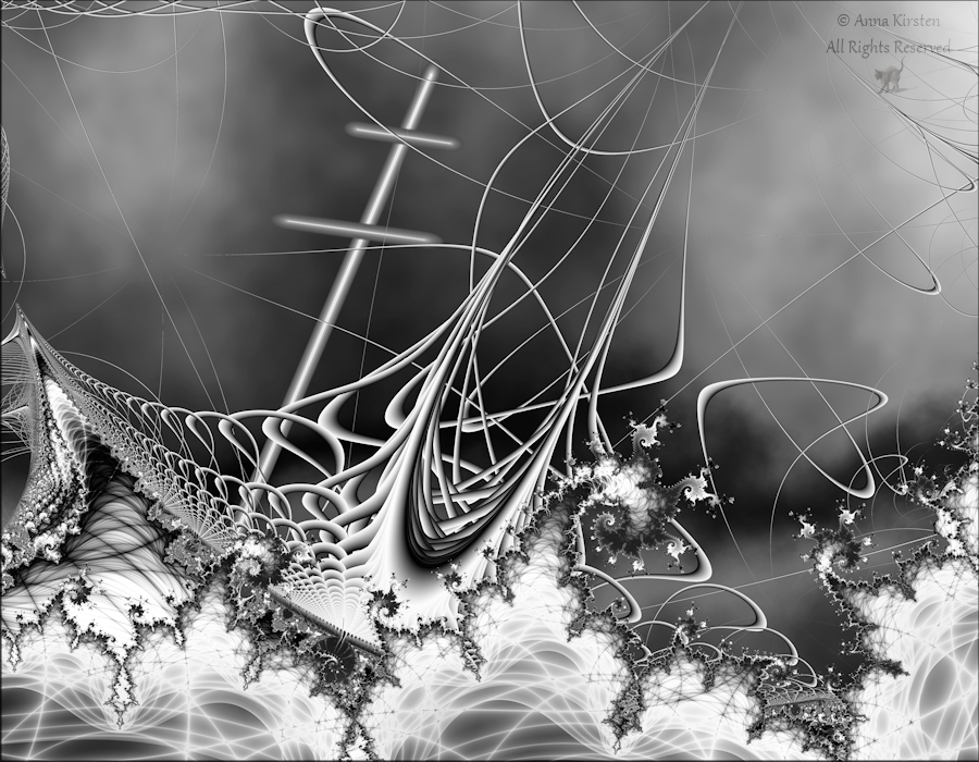Storm wreckage by AnnaKirsten