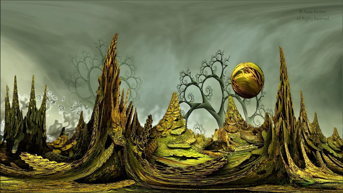 Dragon's Layer by AnnaKirsten