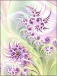 Summer Flowers 1 by AnnaKirsten
