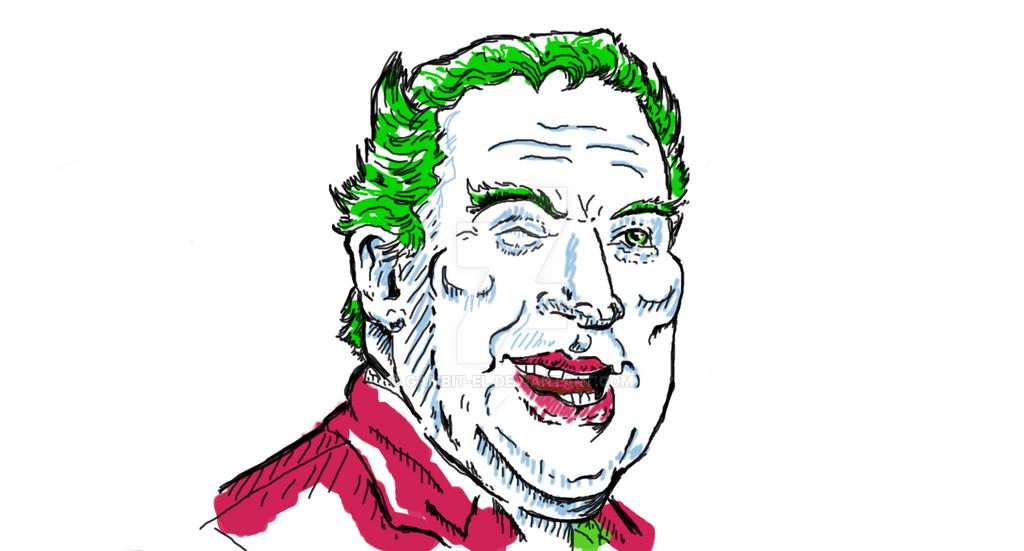 The Joker by Gambit-El