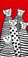 Jazzy Cats by nsca