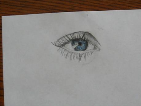 Blue Eye by miamary123456