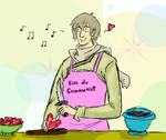 Hetalia- Cooking With Russia