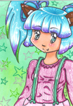 ACEO: Cake by cakebutton