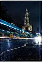 Light Trails, London by nmdelgado