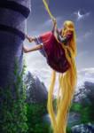 Raiponce Rapunzel
