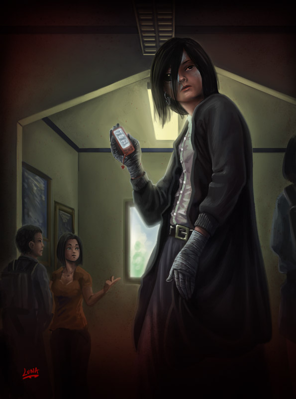 Hemclok Grove Shelley Godfrey by Lun-art