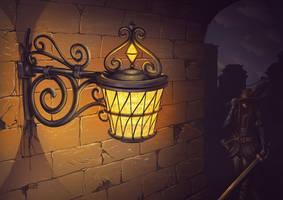 Mellia lamp