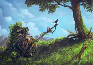 Legendes by Lun-art