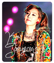 Kim Taeyeon by MissRuthRangel