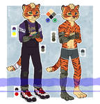 ADOPT-TIGER|[open] by YUKZE