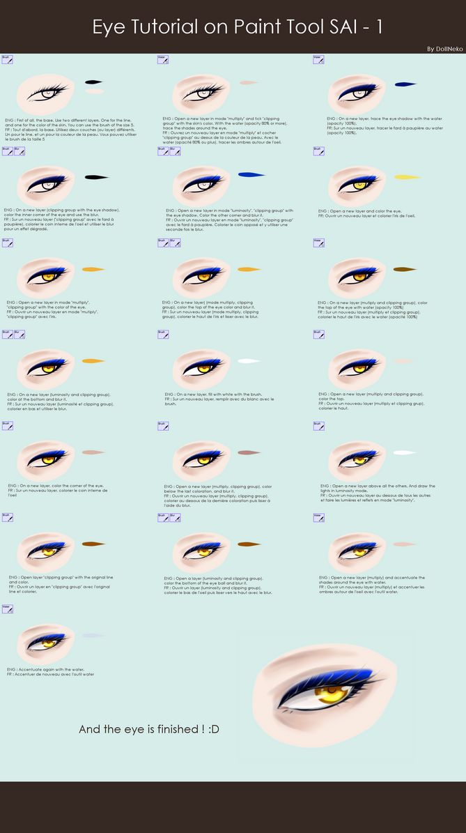 Eye tutorial on paint tool sai 1 french by dollneko on eye tutorial on paint tool sai 1 french by dollneko ccuart Images