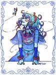 Spirit Of The Blue Phoenix