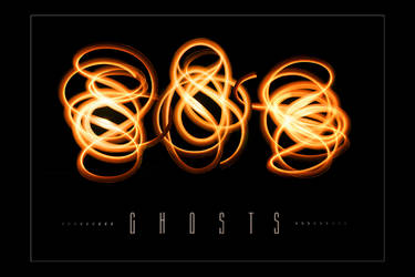 G-h-o-s-t-s by creatyves