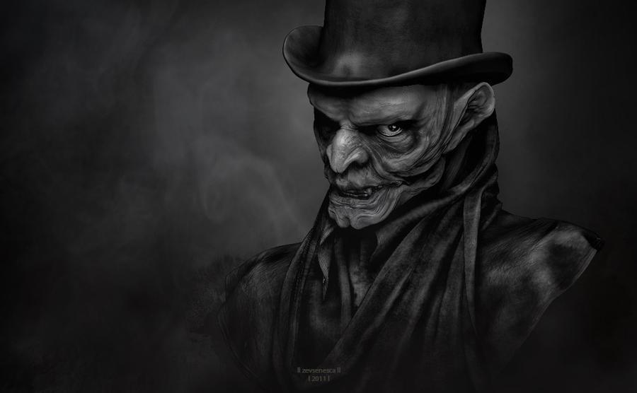 Mr. Hyde by zevsenesca