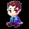 Connor: Become Pixel! by sugarpotato