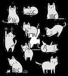 Cat Doodles Base